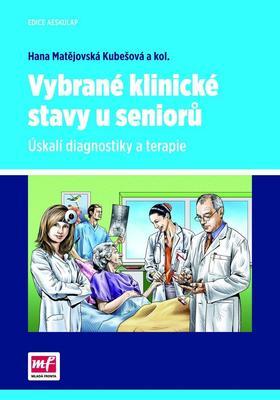 Obrázok Vybrané klinické stavy u seniorů