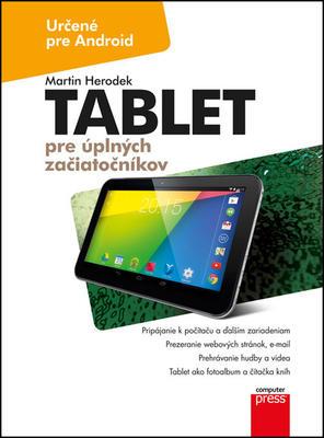 Obrázok Tablet pre úplných začiatočníkov