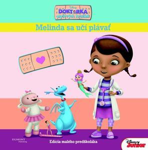 Obrázok Doktorka plyšových hračiek Melinda sa učí plávať