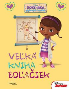 Obrázok Doktorka plyšových hračiek Veľká kniha boľačiek
