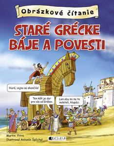Obrázok Staré grécke báje a povesti Obrázkové čítanie