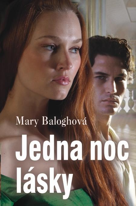 Jedna noc lásky - Mary Baloghová