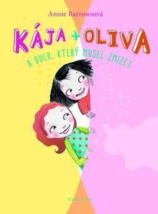 Obrázok Kája + Oliva A duch, který musel zmizet