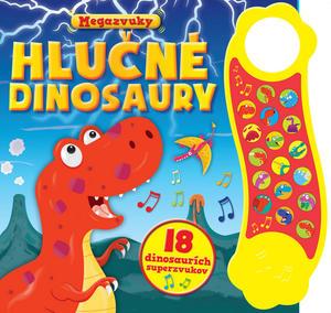 Obrázok Hlučné dinosaury