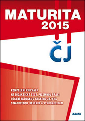 Obrázok Maturita 2015 Český jazyk a literatura