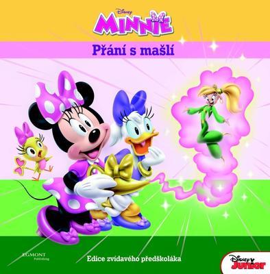 Obrázok Minnie Přání s mašlí