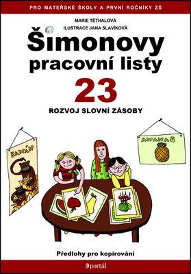 Obrázok Šimonovy pracovní listy 23