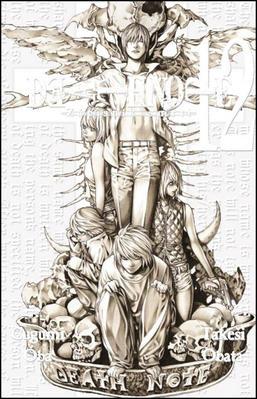 Death Note Zápisník smrti 12