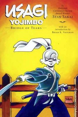 Obrázok Usagi Yojimbo Most slz