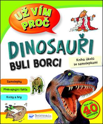 Obrázok Dinosauři byli borci