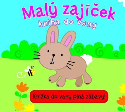 Obrázok Malý zajíček Kniha do vany