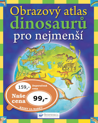 Obrázok Obrazový atlas dinosaurů pro nejmenší
