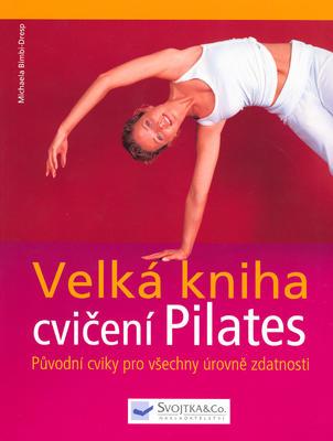 Obrázok Velká kniha cvičení pilates