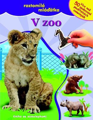 Obrázok V Zoo - roztomilá mláďátka