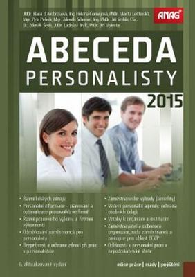 Obrázok Abeceda personalisty 2015