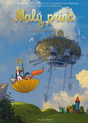 Obrázok Malý princ a Planeta kublixů