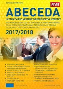 Obrázok Abeceda účetnictví pro některé vybrané účetní jednotky 2017/2018