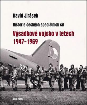 Obrázok Výsadkové vojsko v letech 1947–1969