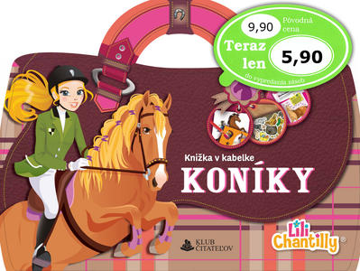 Obrázok Koníky - Knižka v kabelke