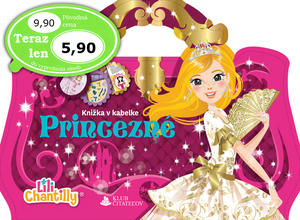 Obrázok Princezné - Knižka v kabelke