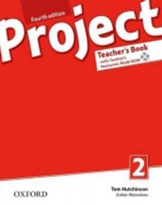 Obrázok Project Fourth Edition 2 Teacher´s Book