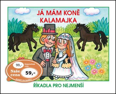 Obrázok Já mám koně Kalamajka
