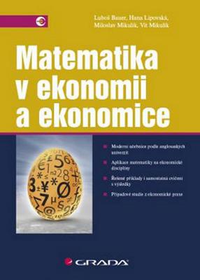 Obrázok Matematika v ekonomii a ekonomice