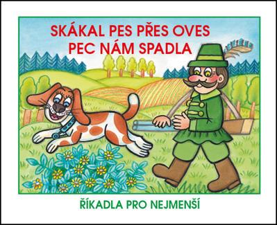 Obrázok Skákal pes Pec nám spadla