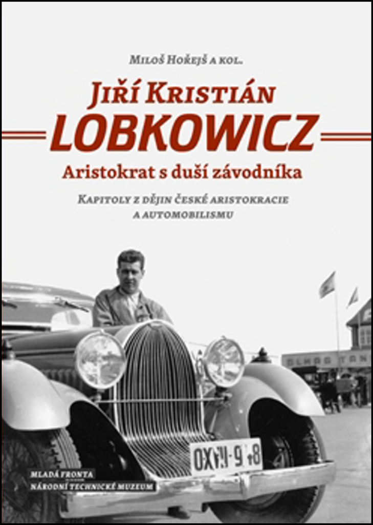 Jiří Kristián LOBKOWICZ - Miloš Hořejš