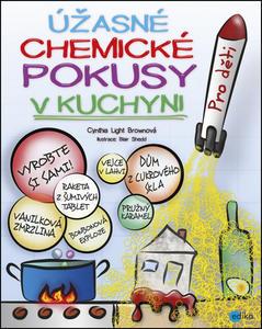 Obrázok Úžasné chemické pokusy v kuchyni