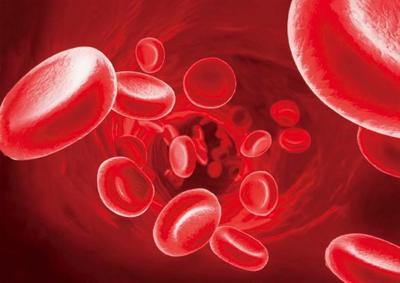 Obrázok Červené krvinky 3D pohlednice