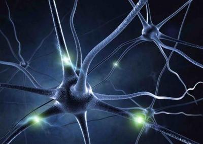Obrázok Neuron 3D pohlednice