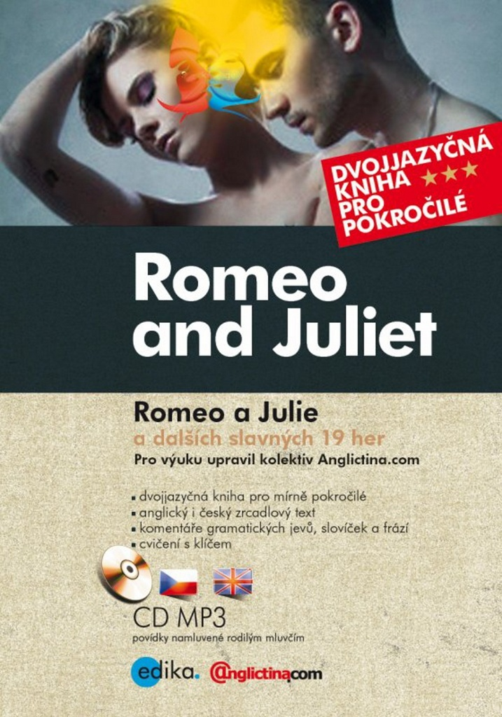 Romeo and Juliet Romeo a Julie - William Shakespeare