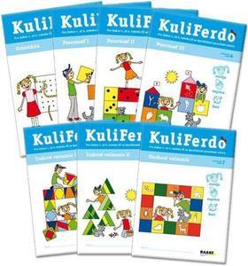Obrázok KuliFerdo 1,2,3,4,5,6,7 Špecifické poruchy učenia
