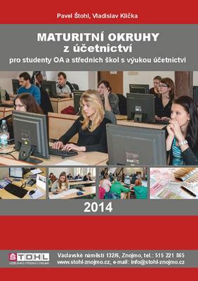 Obrázok Maturitní okruhy z účetnictví 2014