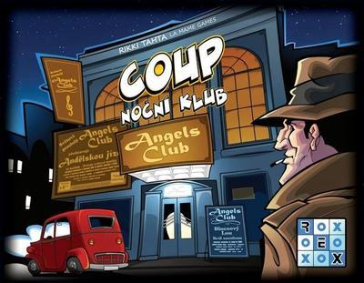 Obrázok Coup Noční klub