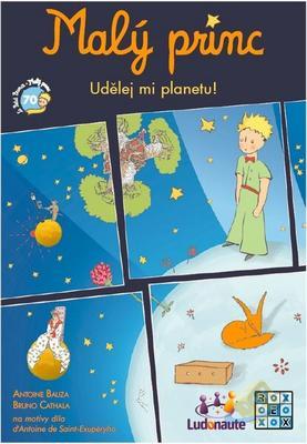 Obrázok Malý Princ Udělej mi planetu!