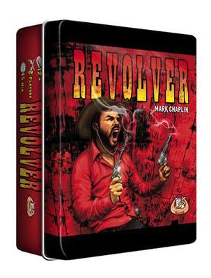 Obrázok Revolver