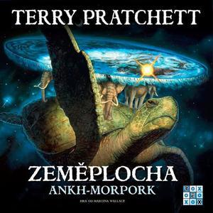 Obrázok Zeměplocha Ankh-Morpork