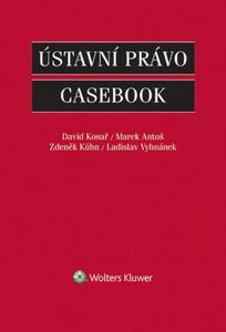 Obrázok Ústavní právo Casebook
