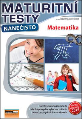 Obrázok Maturitní testy nanečisto Matematika