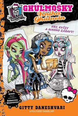 Obrázok Monster High Ghúlmošky Kniha ghúlovin