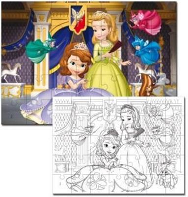 Obrázok Sofia the first puzzle 35 dílků