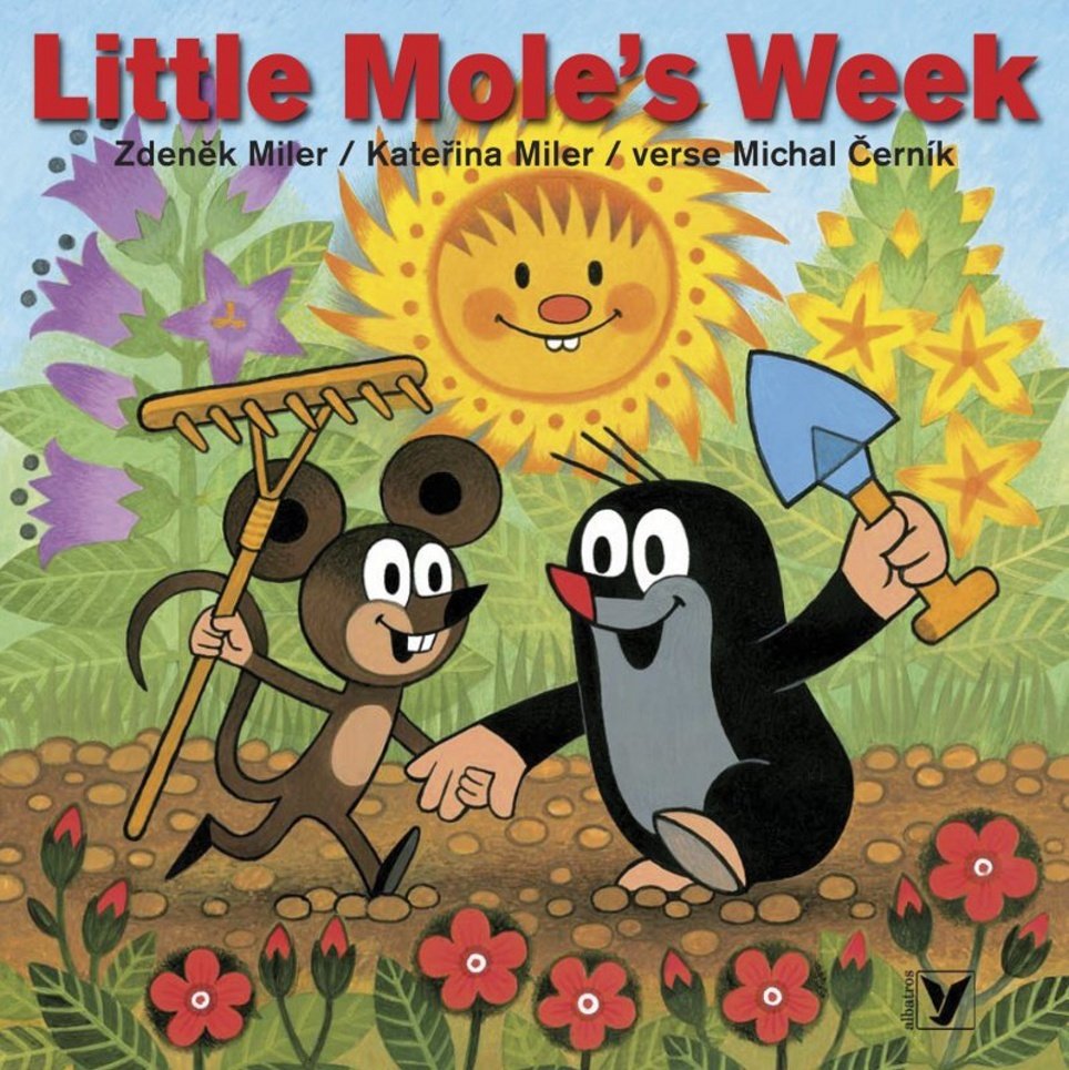 Little Mole´s Week - Michal Černík