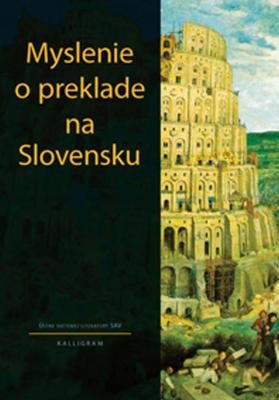 Obrázok Myslenie o preklade na Slovensku