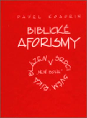 Obrázok Biblické aforismy