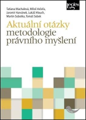 Obrázok Aktuální otázky metodologie právního myšlení