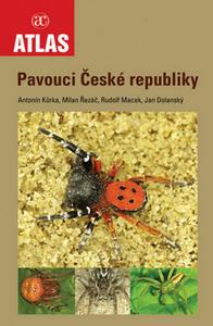 Obrázok Atlas Pavouci České republiky