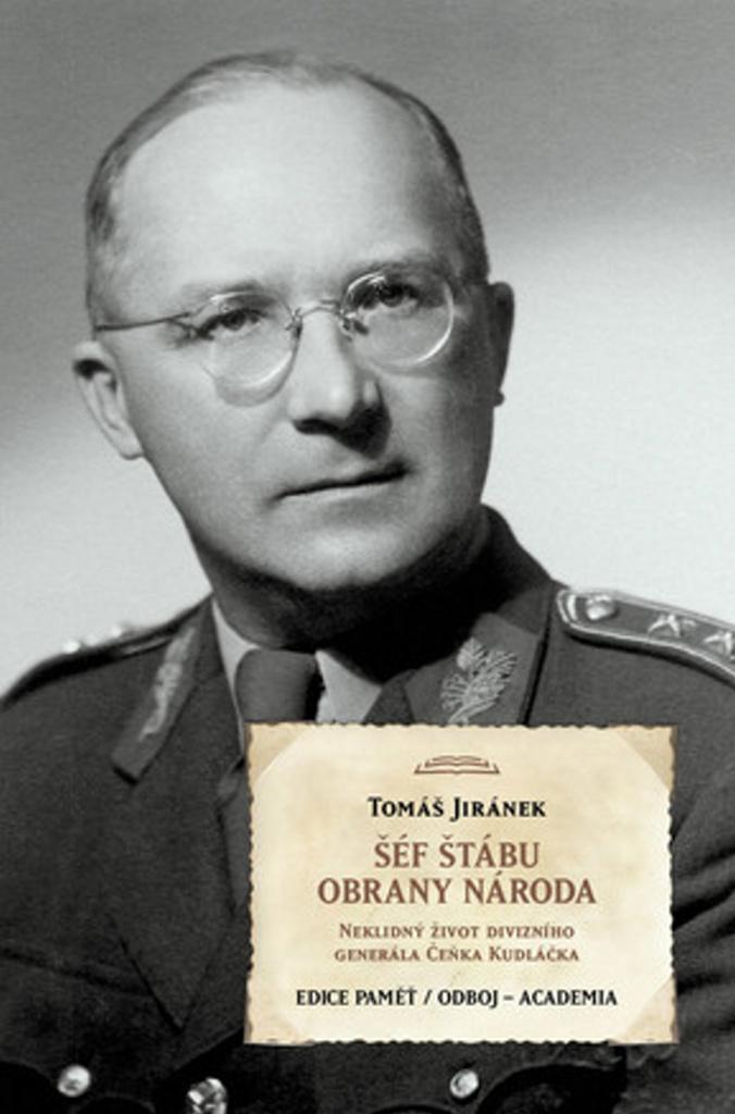 Šéf štábu obrany národa - Tomáš Jiránek
