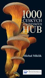 Obrázok 1000 českých a slovenských hub